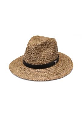 [WHITE SANDS/신상20%SALE] RAFFIA NEW CLASSIC HAT WS17-016EBR