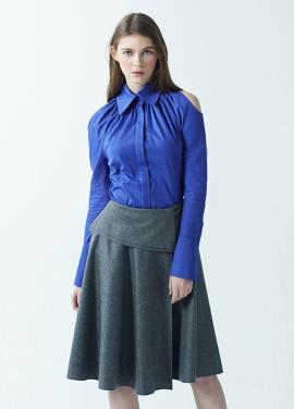 [저스트인스타일/SS시즌오프 70%] 버터플라이 셔츠 (3color)