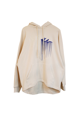 [시즌오프 30%] HOODY SWEAT IVORY