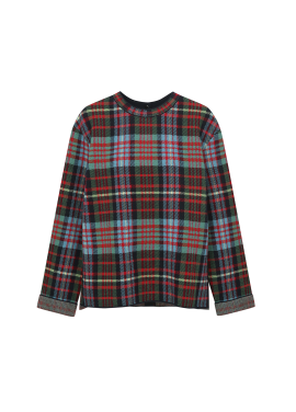 Back Button Check Pull Over