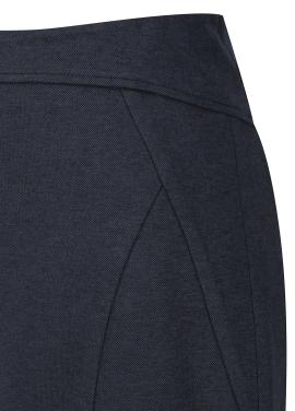 ◆ H-Line Side Slit Skirt