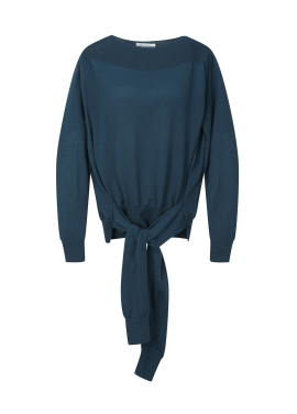Knot Design Pullover
