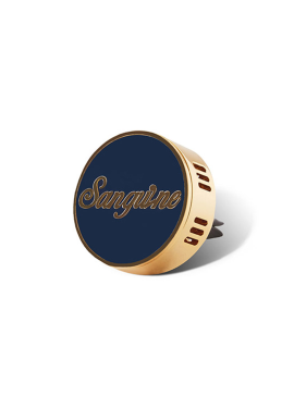SANGUINE JEWELRY CLIP NAVY BLUE [차량용방향제]