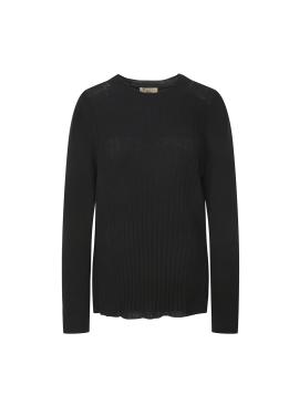 Sleeve Button Polar Pullover
