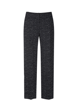 Dot Straight Fit Pants