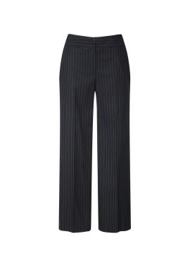 Stripe Semi Wide Pants