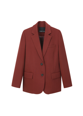 Two Button Basic Jacket [신혜선 착용]