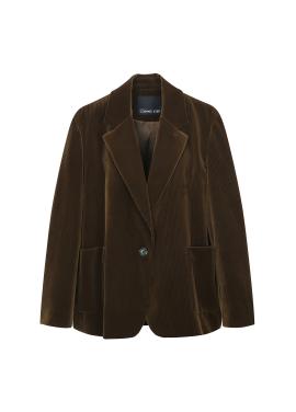 Velvet Corduroy Jacket [서현진 착용]
