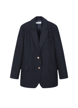 [RINGMYBELL] JACQUELINE CONFIDENTIAL JACKET_NAVY