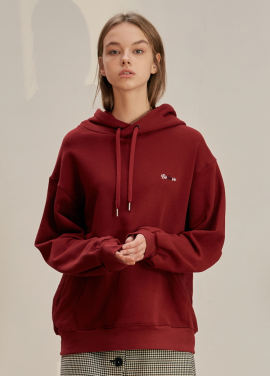 [ANEDIT/17FW/5%+5%COUPON]B BELIEVE HOOD SWEAT_WN