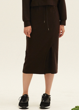 WARM TECH LONG SKIRT(WN)