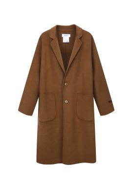 ★ Handmade Big Pocket Long Coat [예약판매/10월25일 입고예정]