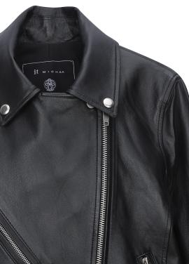 Sheep Skin Basic Rider Jacket