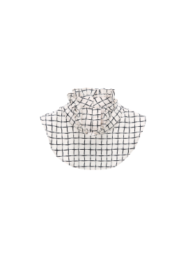 Frill Neck Layered Collar