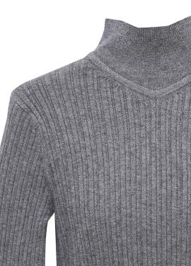 ◆ Wide Cuffs Half Neck Pullover[51%SALE]