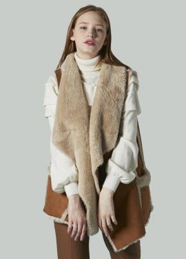 [JUST IN STYLE/연말결산세일/20%] Fur Coat VT 명세빈 착용