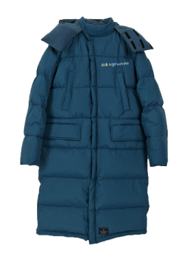 [SURREAL BUT NICE/30%SALE]BENCH DOWN PARKA BLUE