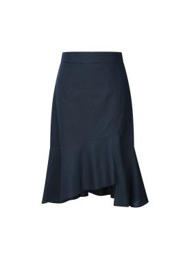 ◆ Midi Mermaid Skirt