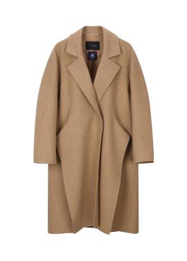 Front Point Cashmere Coat