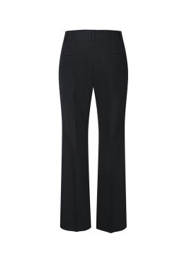 ◆ Basic Semi Bootscut Slacks Pants