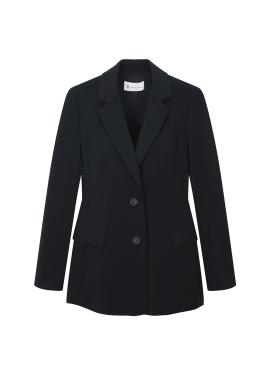 Single Button Feminine Jacket