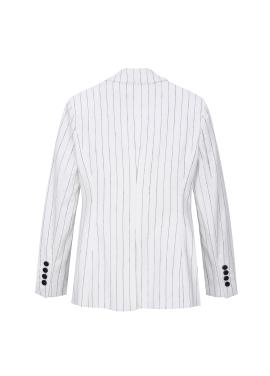 Pin Stripe Single Jacket