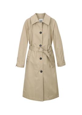 ◆ Basic Single Trench Coat [주문폭주]