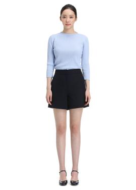 ◆ Basic Short Slacks Pants