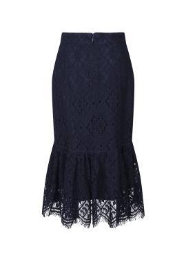 ◆ Lace Ruffle Skirt