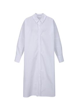 Cotton Long Shirts Dress