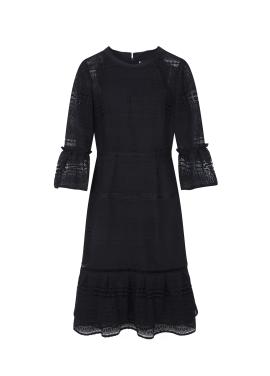 ◈ Half Sleeve Lace Dress