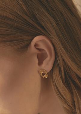 [IRIS JEWERLY/18SS 5%+5%쿠폰] 'The secret garden' Earring_1