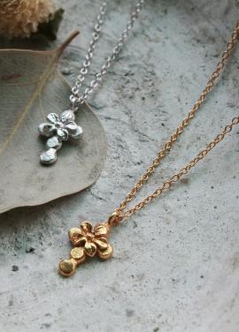 [IRIS JEWERLY/18SS 5%+5%쿠폰] 'The secret garden' the cross Necklace_4
