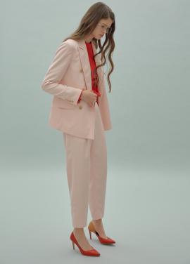 [★시즌오프20%할인/SURREAL BUT NICE] SIlky Pants Pink