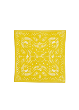 [SURREAL BUT NICE/5%쿠폰] Bandana Yellow