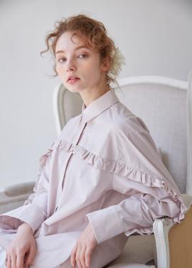 [YouNess 신상 5%할인+추가5%할인] Cherry Blossom Shirt