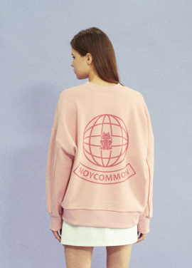 [18SS 신상 10% 할인/NOYCOMMON] YOUTH PLANET SWEATSHIRT PK
