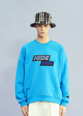 [18SS 신상 10% 할인/NOYCOMMON] HIDE 1984 SWEATSHIRT SB