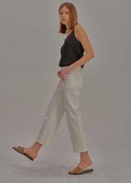 [5%할인/ADDSENSE] One Line Pants_Ivory