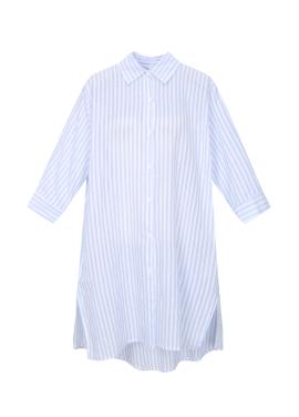 Stripe Long Shirts