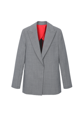 One Button Modern Jacket