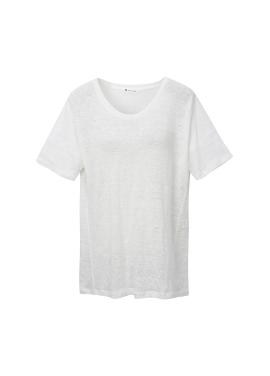기본 라운드 넥 티셔츠 [40%]