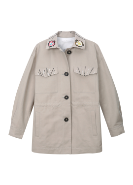 Collar Point  Pocket Outer