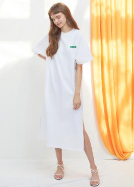 [단독 25%할인/ANEDIT] J ANEDIT LONG DRESS_WH
