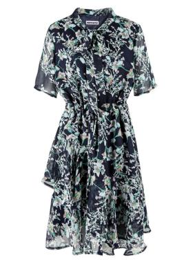 Kyra Deep Blue Dress