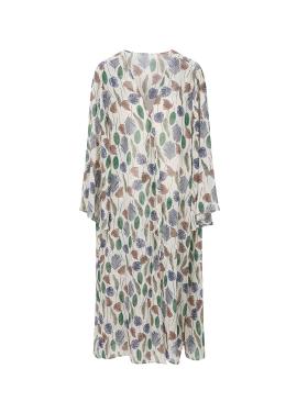 Summer Pattern Robe