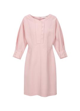 Classic Raglan H Line Dress