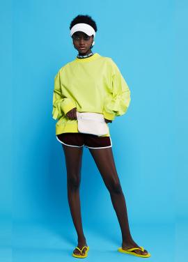 [TAZE]CC-Wind Breaker Sweatshirts