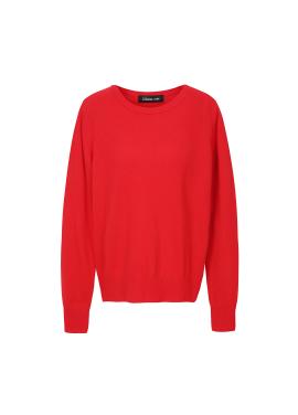 Basic Round Neck Pullover