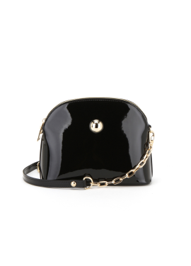 [10%할인/OFF THE RECORD]Moon Light mini Handbag_M Black